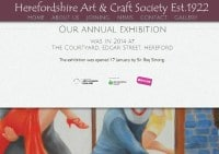 HEREFORDSHIRE ART & CRAFT SOCIETY