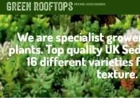 GREEN ROOFTOPS