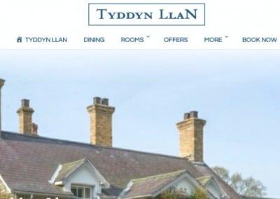 TYDDYN LLAN
