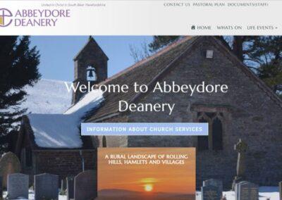 ABBEYDORE DEANERY