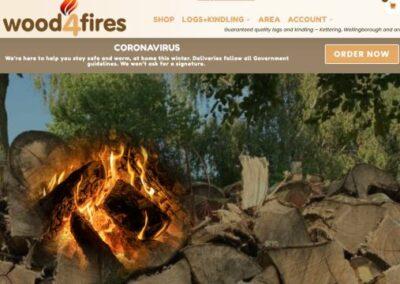 WOOD 4 FIRES